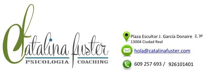 Catalina Fuster. Psicología y Coaching logo